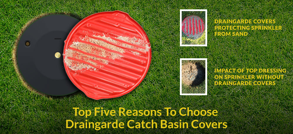 Top Five Reasons To Choose Draingarde Catch Basin Covers