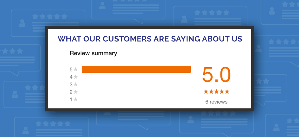 What Our Customers are Saying About Us -  Frazer Building Company LLC