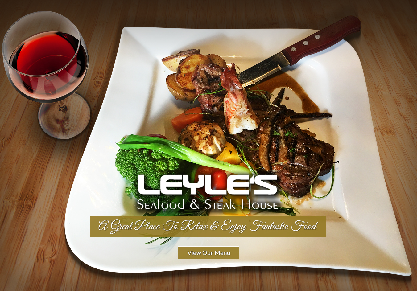 Leyle's Resturant Lounge