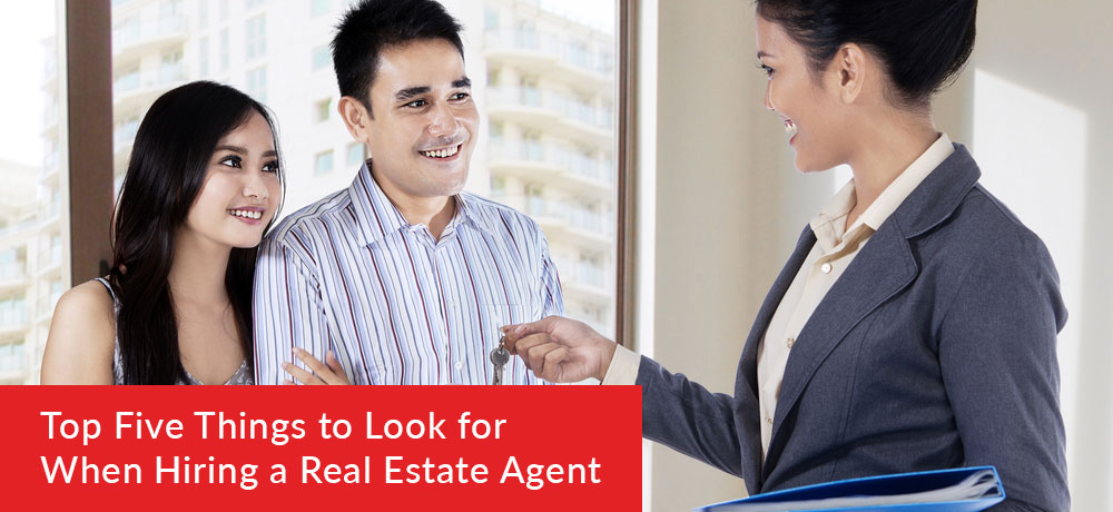 Top Five Things to Look for When Hiring a Real Estate Agent in Niagara Region
