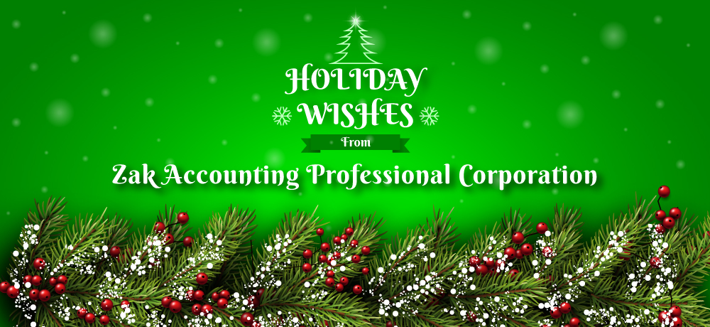 Seasons greetings from zak accounting professional corporation m4hsunfo