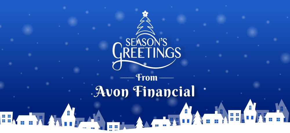 Season's Greetings from Avon Financial