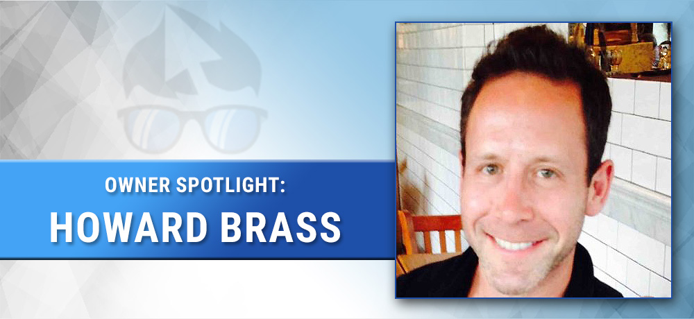 Owner Spotlight: Howard Brass