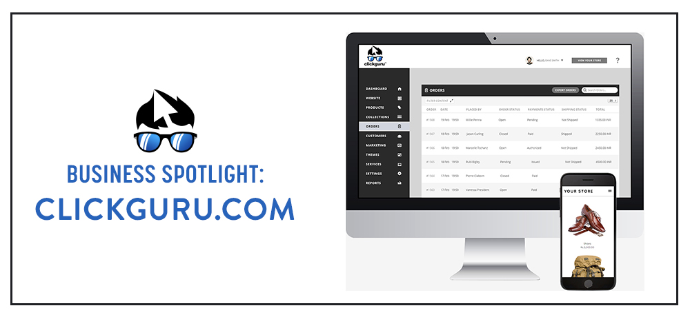 Business Spotlight: CLICKGURU.COM