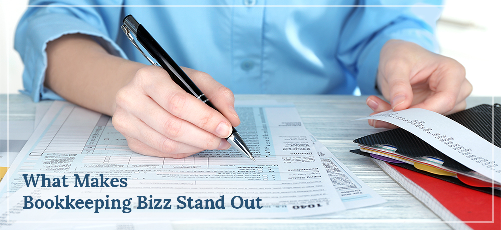 What Makes Bookkeeping Bizz Stand Out