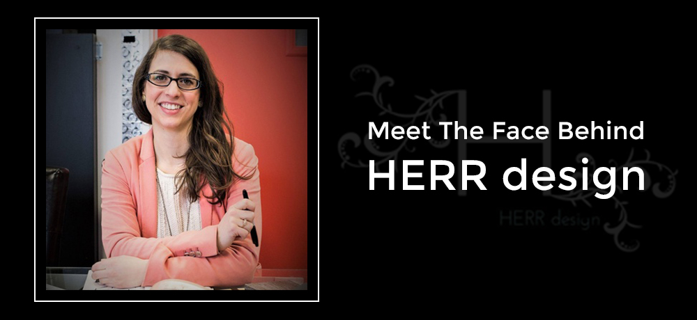 Meet The Face Behind HERR design