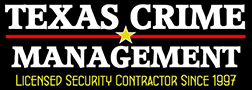 Texas Crime Management