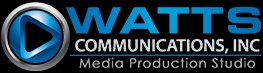 Watts Communications Inc. Logo