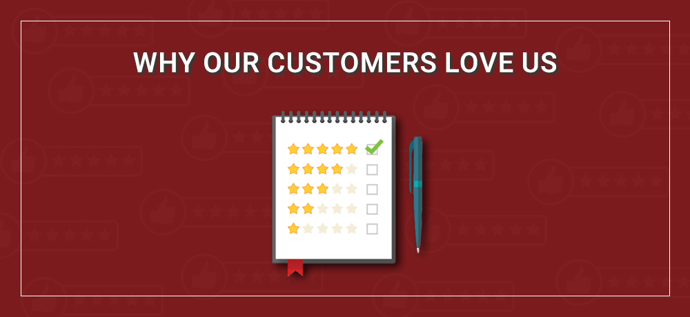 Why Our Customers Love Us - Defence First