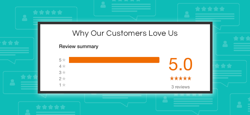 Why Our Customers Love Us - Burlington Catering