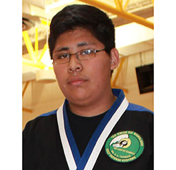 Mr. Jose Martinez, First-Brown Belt Instructor at Tae Kwon Do Ramblers Self-Defense Systems