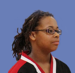 Ms. Mariama Sanders, First-Brown Belt Instructor at Tae Kwon Do Ramblers Self-Defense Systems