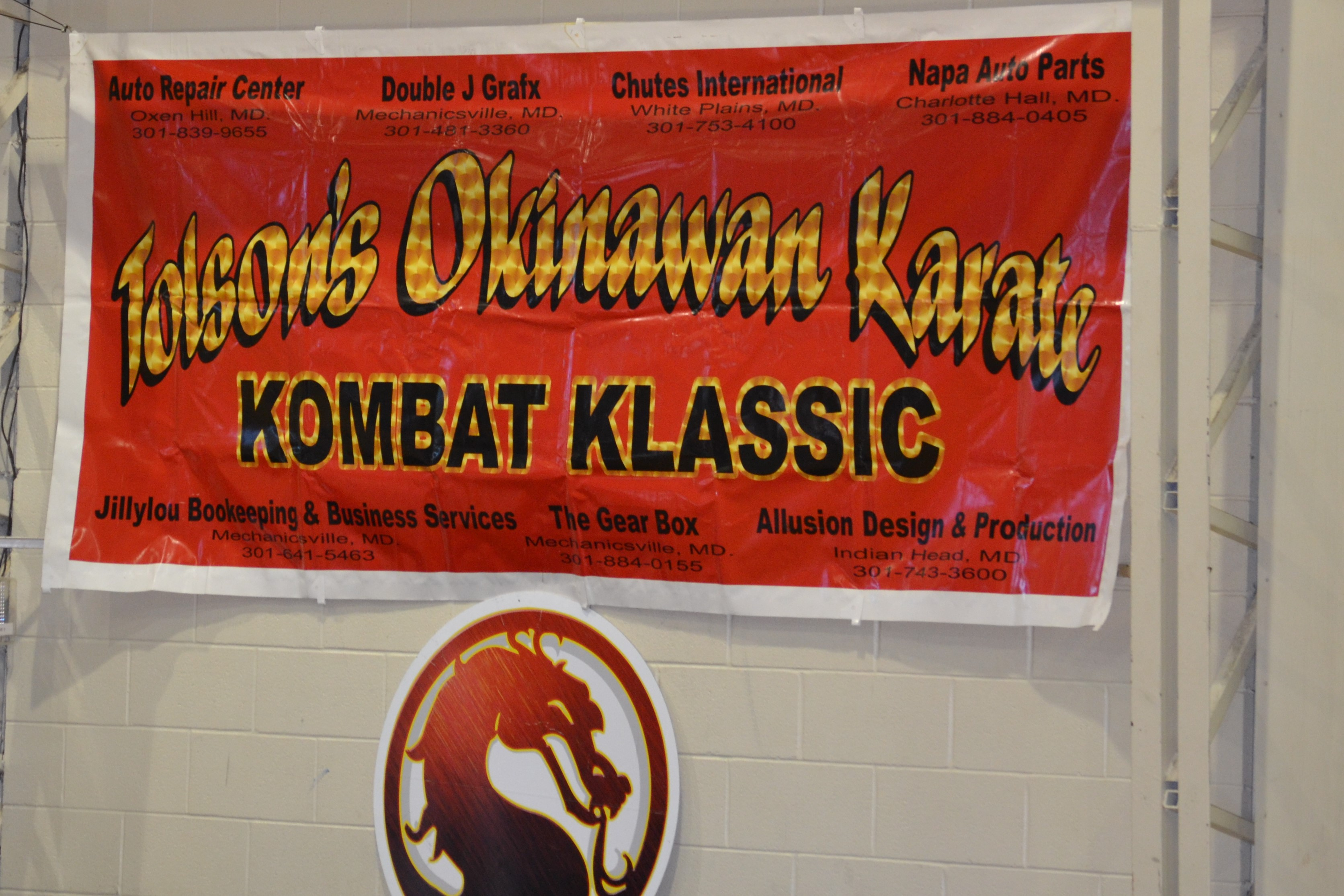 19th Annual Kombat Klassic Martial Arts Tournament