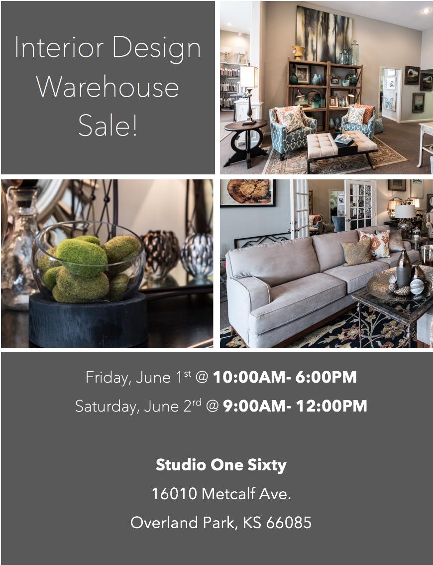 Studio One Sixty Warehouse Sale