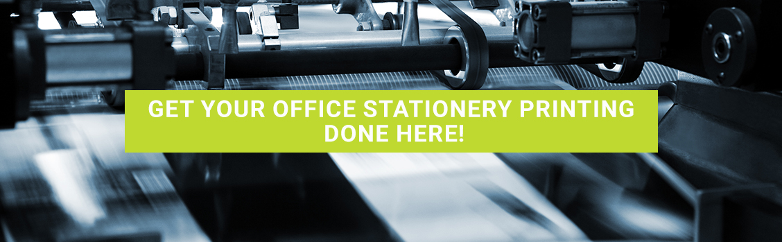 Office Stationery Printing Toronto, ON