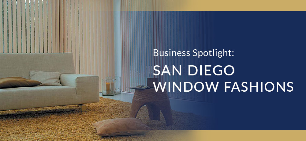 Business Spotlight: San Diego Window Fashions