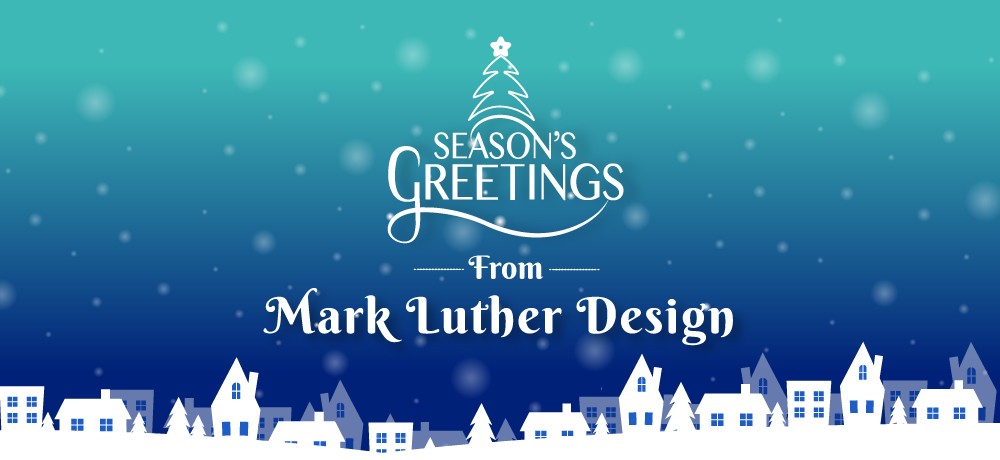 Season's Greetings from Mark Luther Design