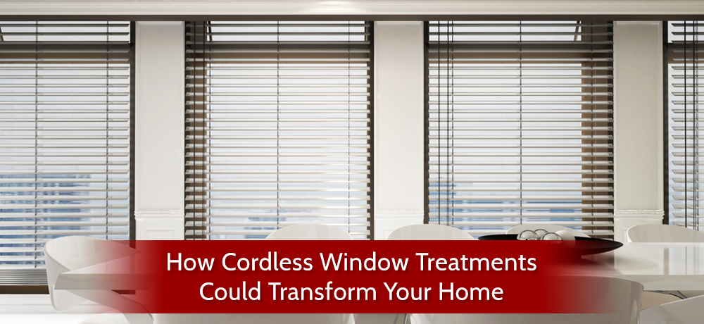 How Cordless Window Treatments Could Transform Your Home