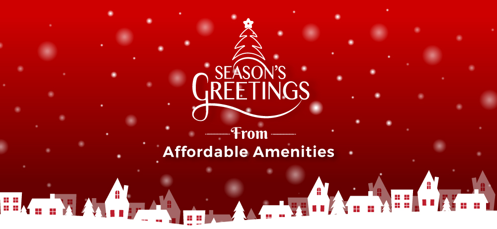 Season's Greetings from Affordable Amenities
