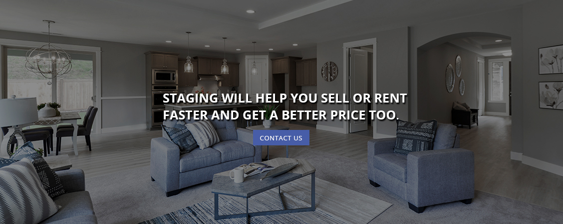 Staging Will Help You Sell or Rent Faster and Get a Better Price Too