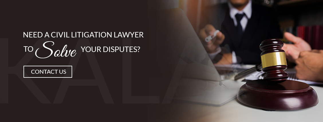 Need A Civil Litigation Lawyer To Solve Your Disputes