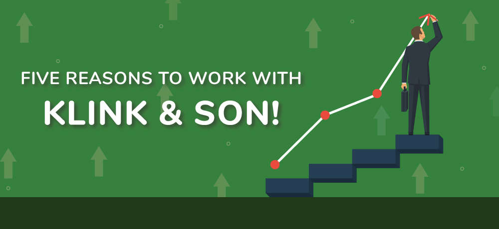 Why You Should Choose Klink & Son!
