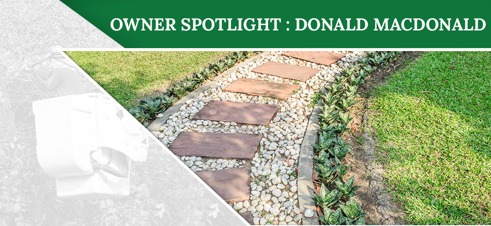 Owner Spotlight - Donald MacDonald - Ornamental Landscape Maintainers Ltd.