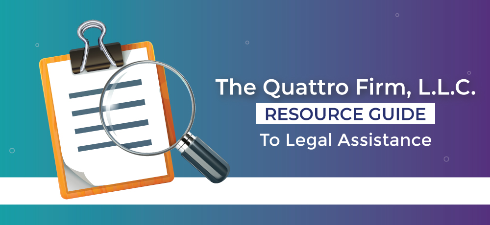 A Resource Guide To Legal Assistance