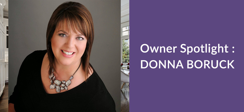 Owner Spotlight : Donna Boruck