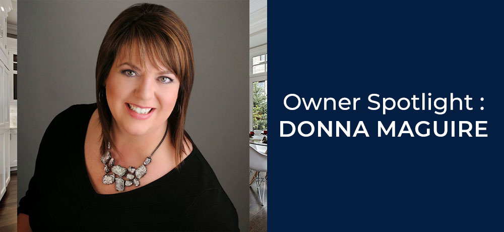 Owner Spotlight : Donna Maguire