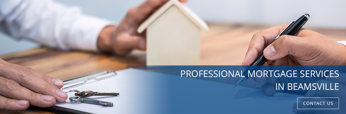 Professional Mortgage Services in Beamsville