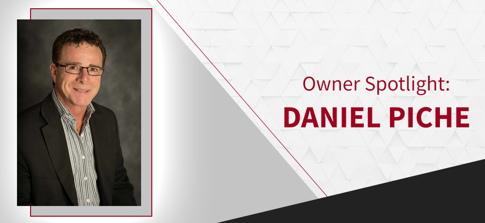 Owner Spotlight: Daniel Piche