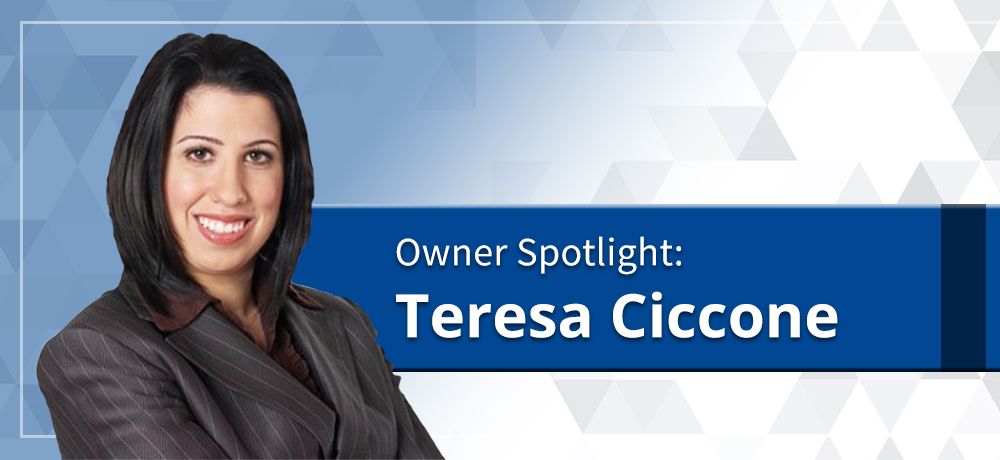 Owner Spotlight: Teresa Ciccone