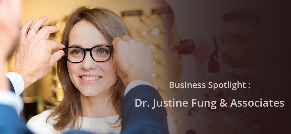 Business Spotlight: Dr. Justine Fung & Associates