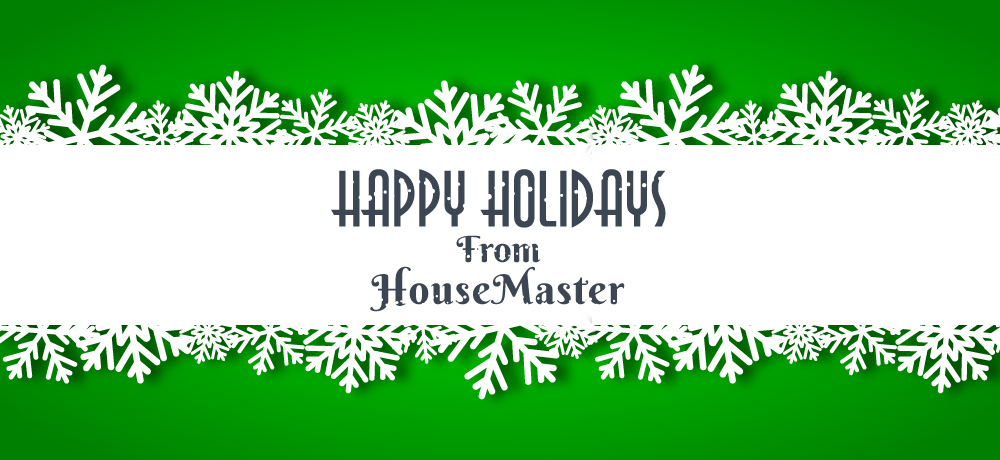 Season's Greetings from HouseMaster