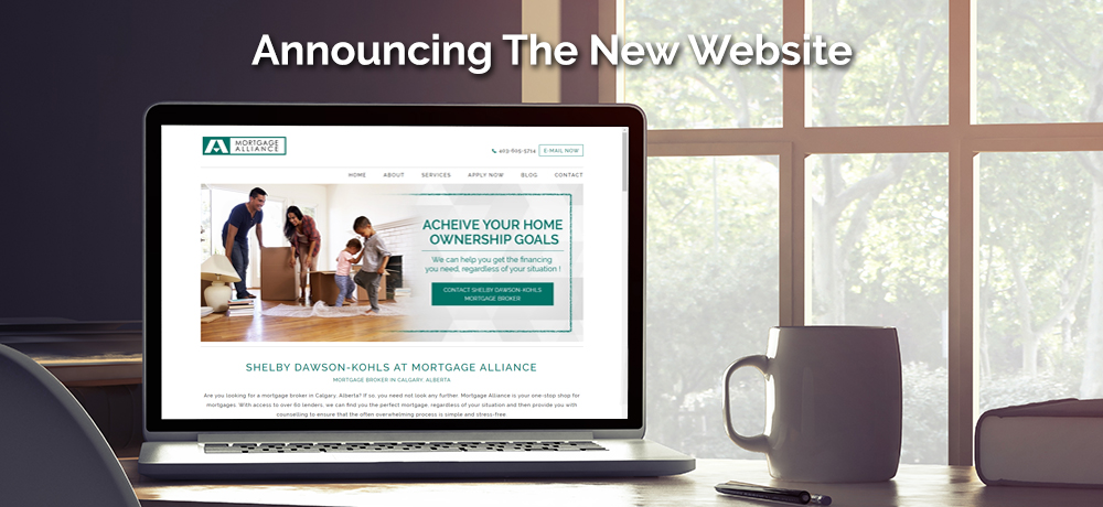 Announcing new website - Shelby Dawson-Kohls