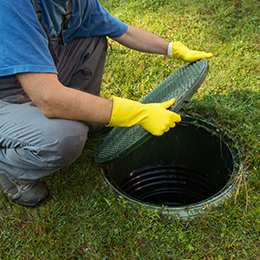 HOME SEPTIC TANK INSPECTIONS