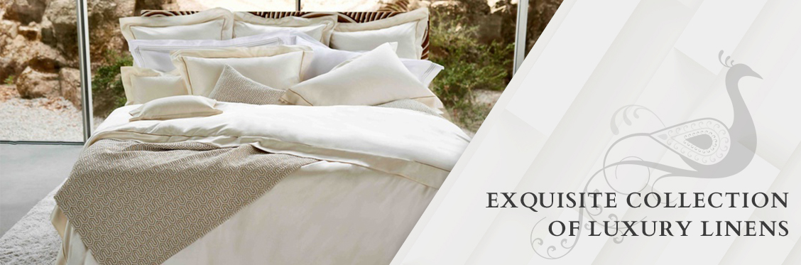 Exquisite Collection Of Luxury Linens New York City