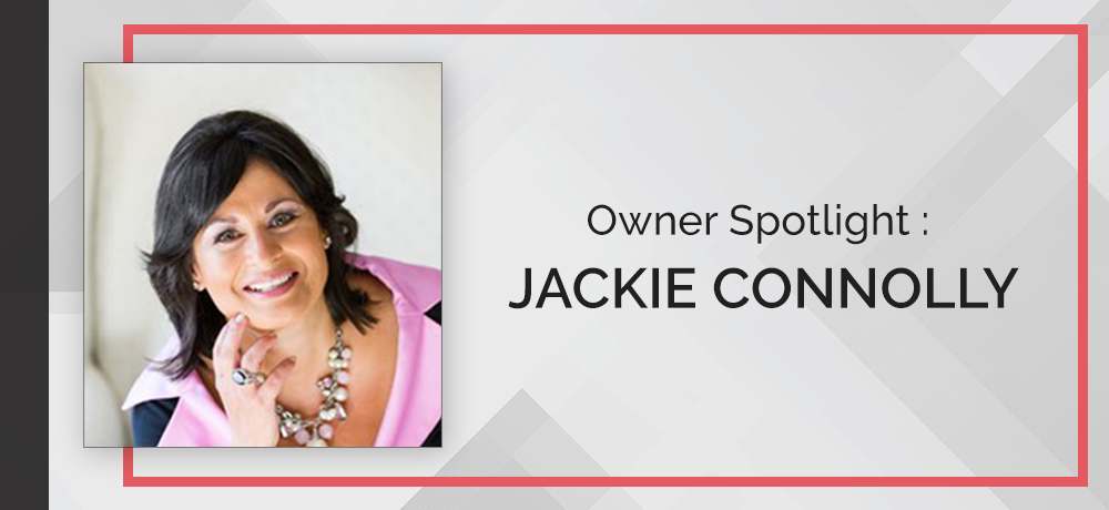 Owner Spotlight: Jackie Connolly