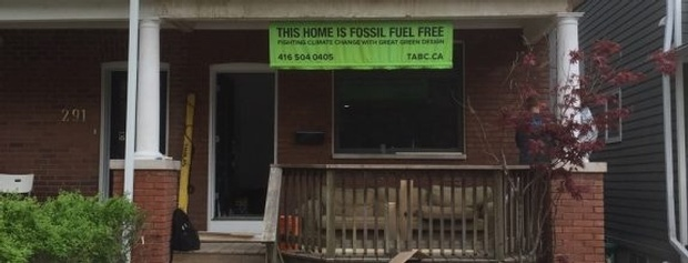 This House Is Fossil Fuel Free – Pt 1