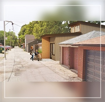 Laneway Housing in greater toronto area