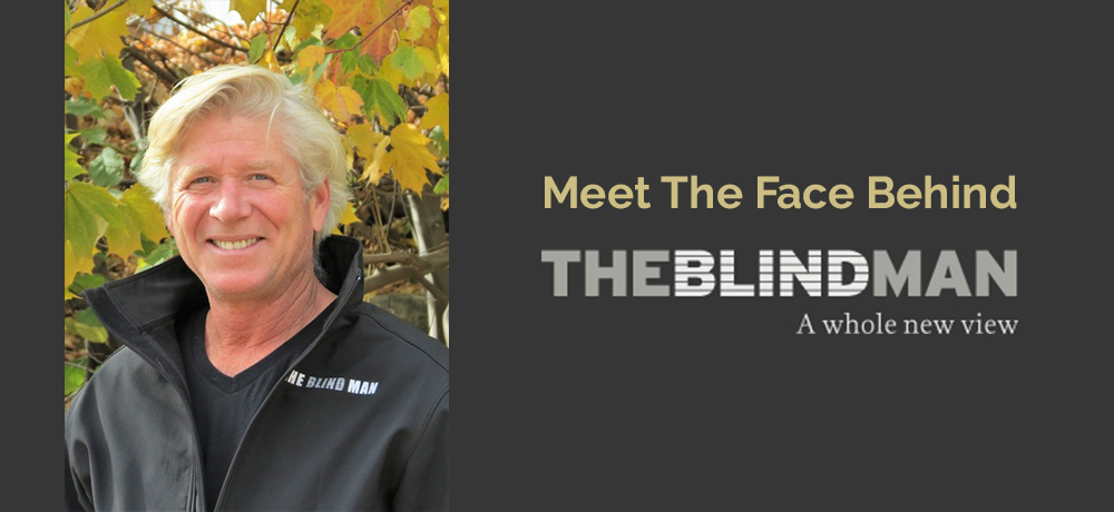 Meet The Face Behind The Blindman