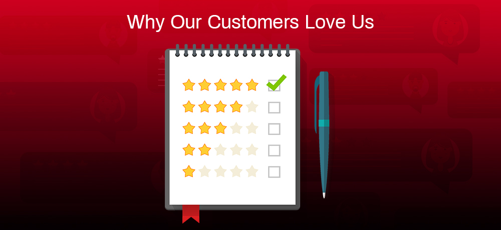 Why Our Customers Love Us -  Monica Rose Designs
