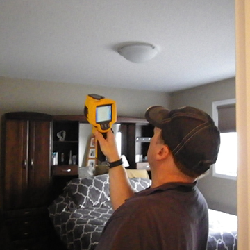 Moisture Testing / Thermal Imaging