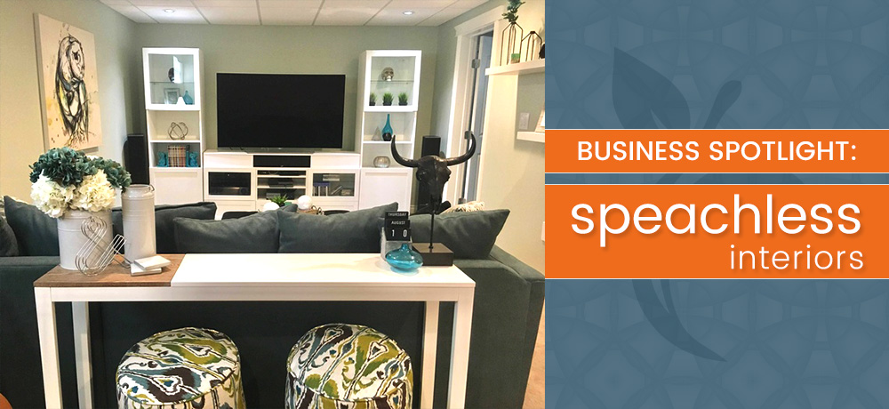 Business Spotlight: Speachless Interiors