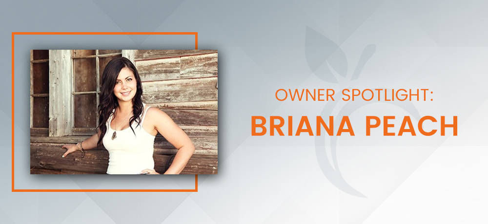 Owner Spotlight: Briana Peach