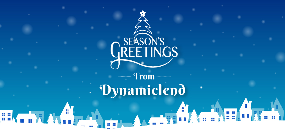 Season's Greetings from Dynamiclend