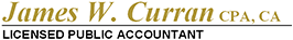 James Curran CPA CA