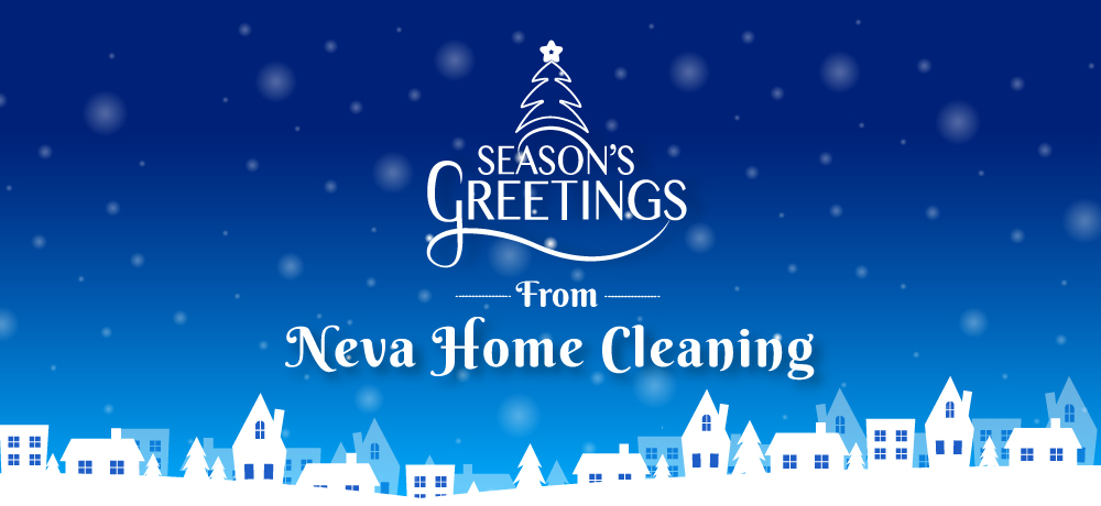 Season's Greetings from Neva Home Cleaning