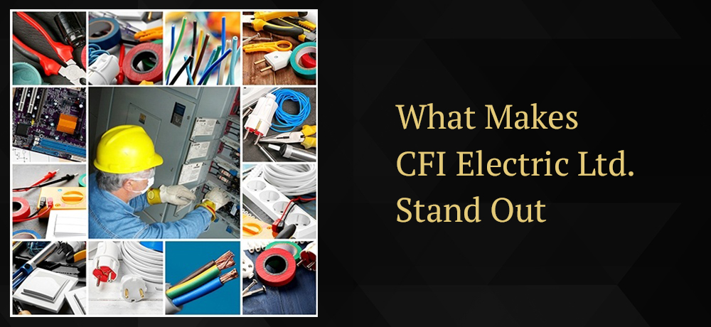 What Makes CFI Electric Ltd. Stand Out
